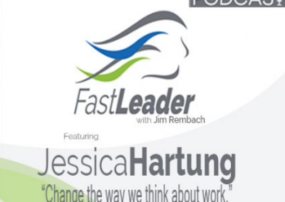 Fast Leader Podcast with Jim Rembach